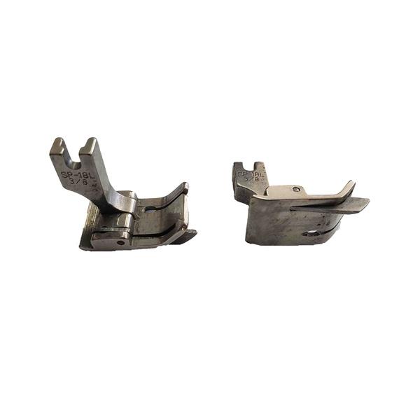 Calcador Reta Com Guia SP18L-3/8