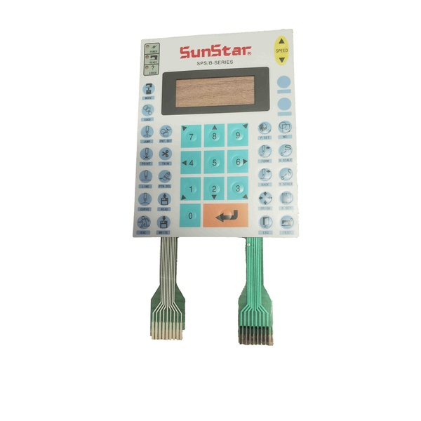Membrana Painel Eletrônico Filigrana Sunstar