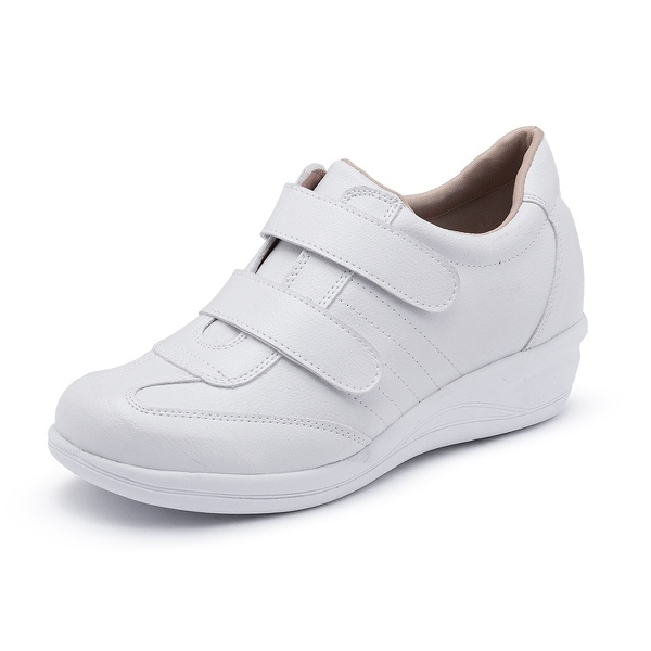 Tênis Conforto Bergally Branco