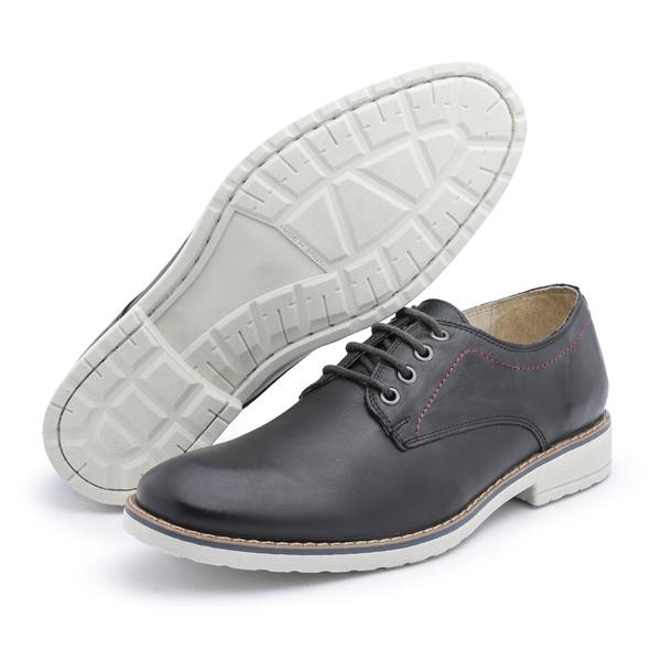 Sapato Polo Full Casual Preto