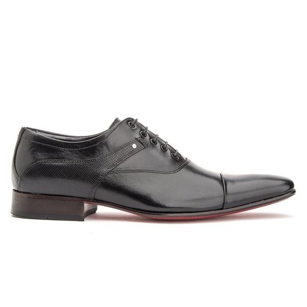 Sapato Derby Cor Preto