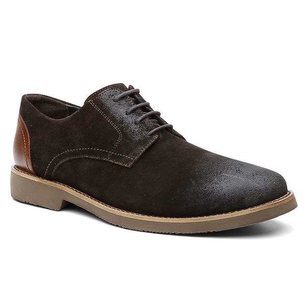 Sapato Derby Boston Café - Bernatoni Calçados