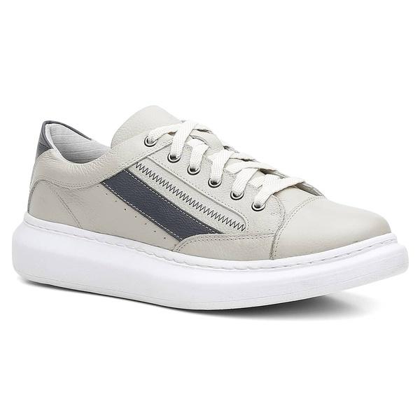 Sapatênis Roma Branco - Bernatoni Calçados