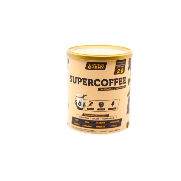 Super Coffee - Cafeine Army