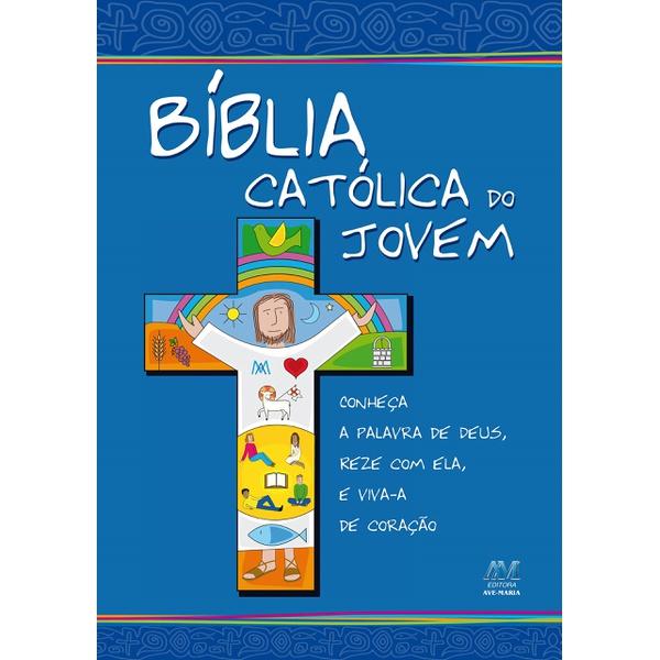 Bíblia Católica do Jovem (Português) Capa comum