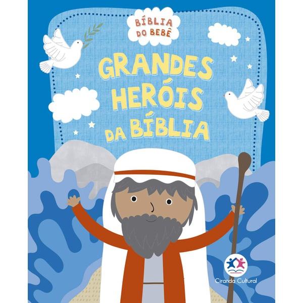 Livro - Grandes Heróis da Bíblia