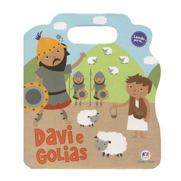 Livro - Davi e Golias - Coleção Lendo Por Aí