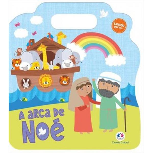 Livro - A Arca de Noé - Coleção Lendo Por Aí