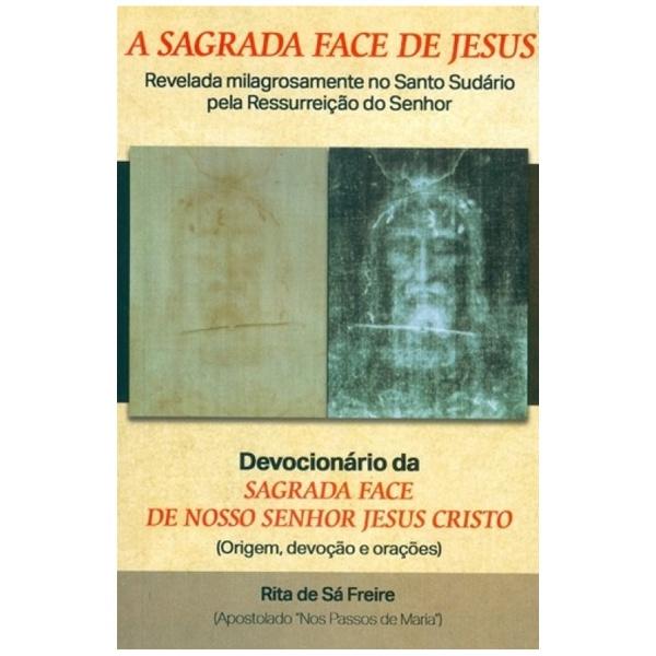 Livro : A Sagrada Face de Jesus