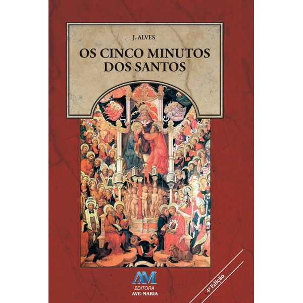 Livro : Os Cinco Minutos dos Santos
