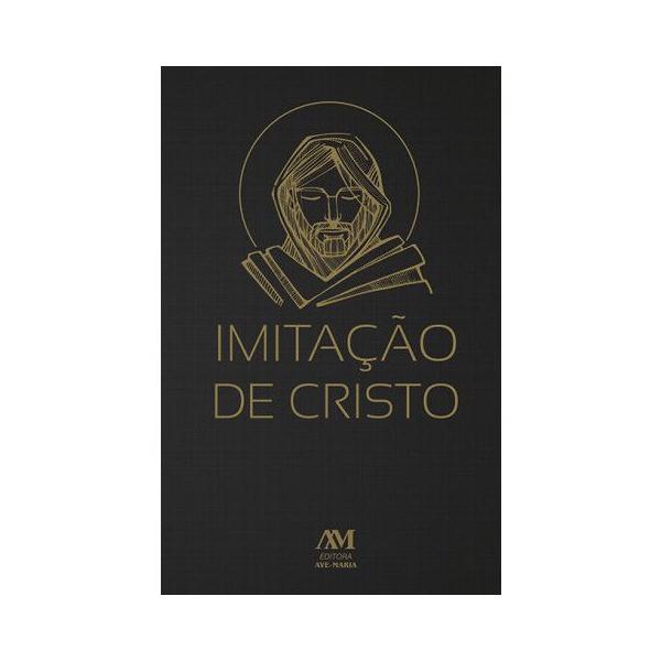 Livro : Imitação de Cristo - Bolso Capa dura