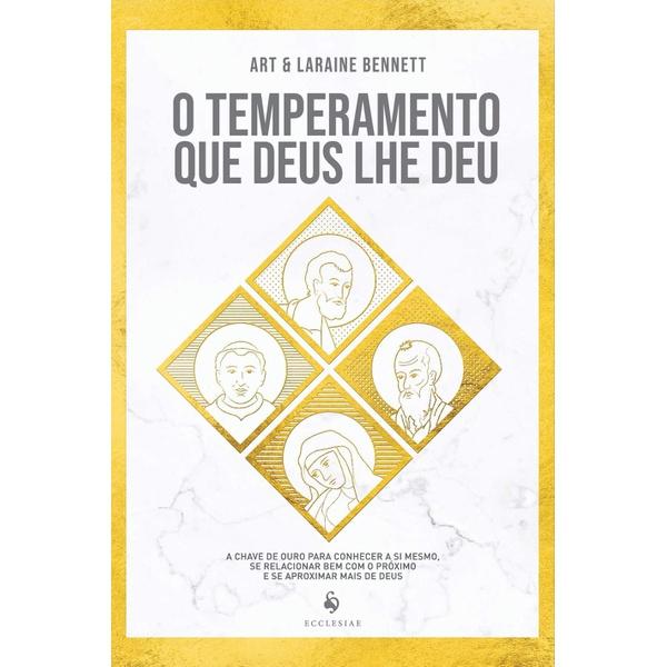 Livro : O Temperamento que Deus lhe deu