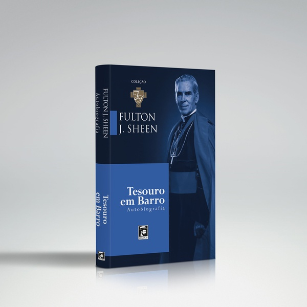 Livro : Tesouro em Barro - Fulton Sheen