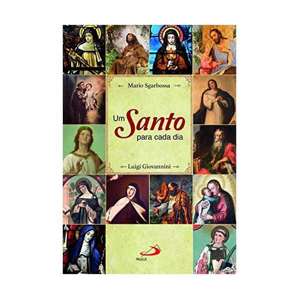 Livro : Um santo para cada dia