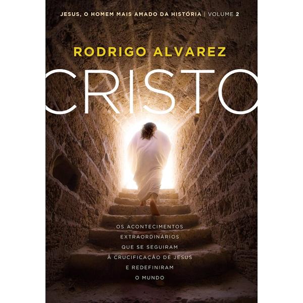 Livro : Cristo - Rodrigo Alvare