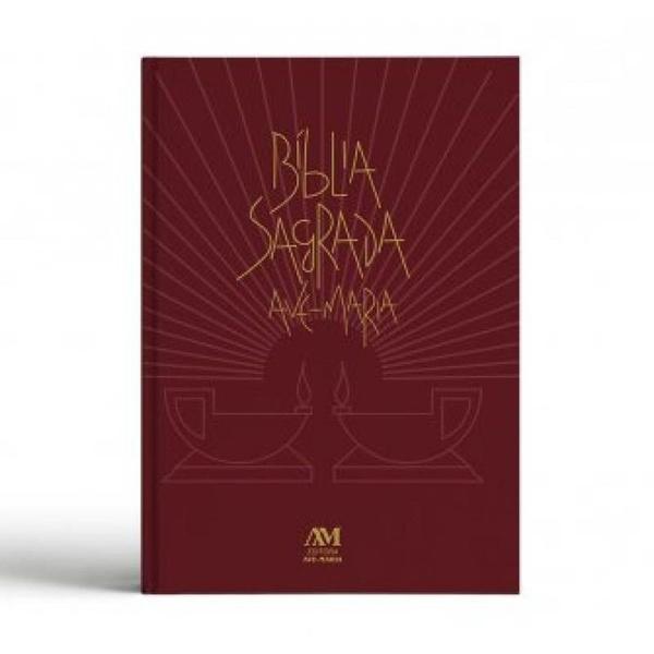 Bíblia Ave Maria - Edição Comemorativa - 60 anos