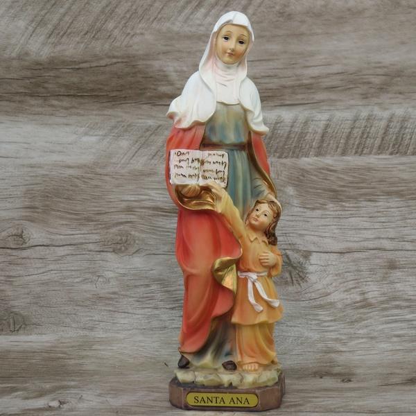 Imagem Resina - Santa Ana 22 cm