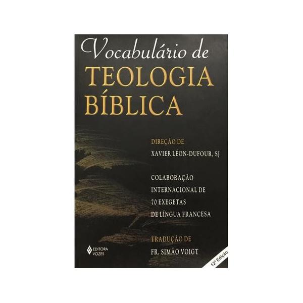 Livro Vocabulário de Teologia Bíblica