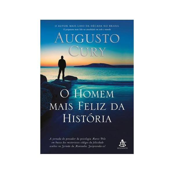 Livro O homem mais feliz da história