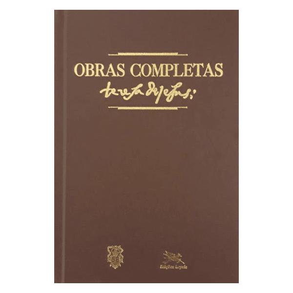 Livro Obras completas - Teresa de Jesus
