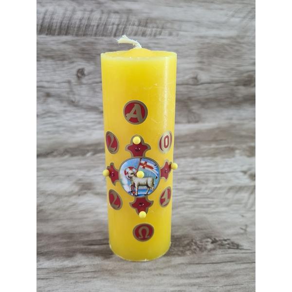 Mini Círio Pascal da Família 15x5