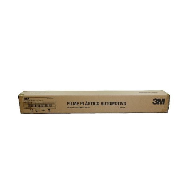 3M FILME PLASTICO 4MX80M - ECONOMICO