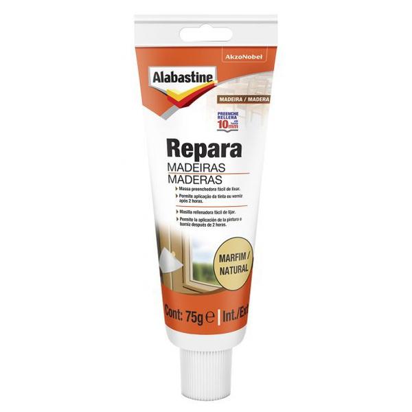 ALABASTINE REPARA MADEIRAS MARFIM 0,75GR