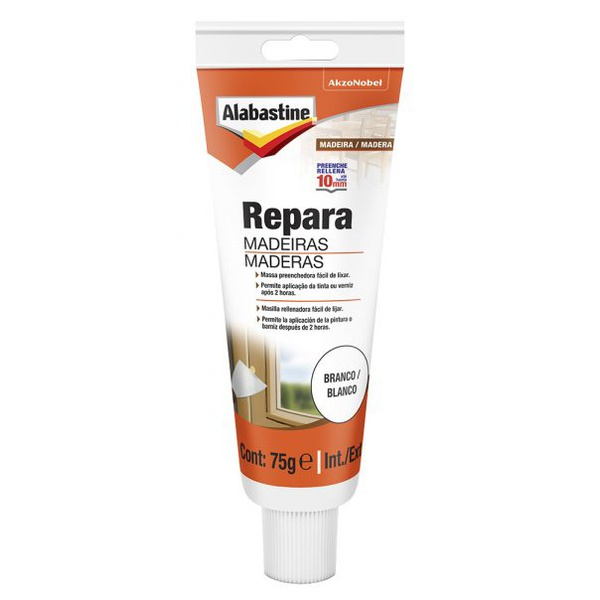 ALABASTINE REPARA MADEIRAS IPE 0,75GR