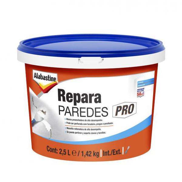 ALABASTINE REPARA PAREDES PRO 1,42KG