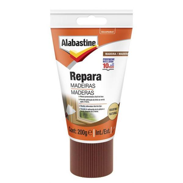 ALABASTINE REPARA MADEIRAS MARFIM 0,200GR