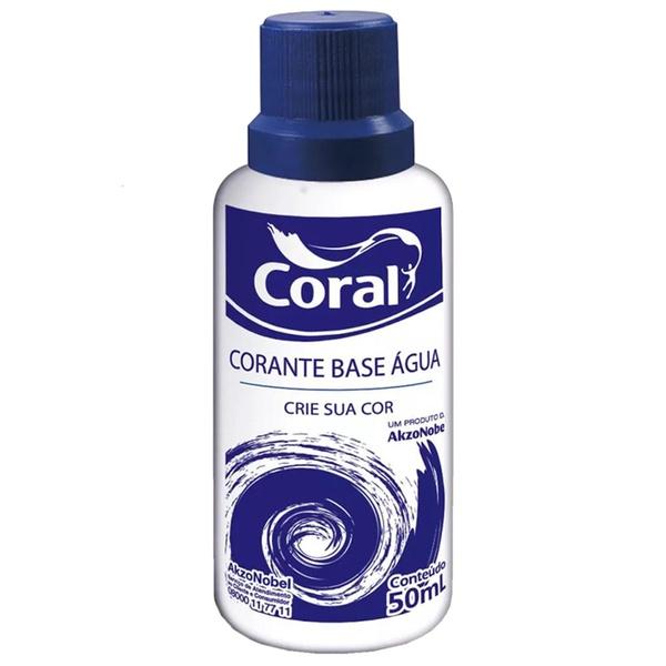 CORAL CORANTE AZUL 50ML