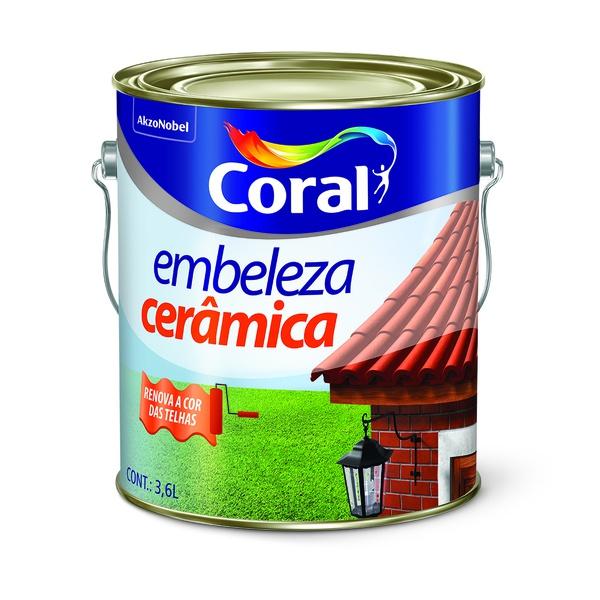 CORAL EMBELEZA CERAMICA 3,6L