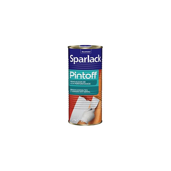 SPARLACK REMOVEDOR PINTOFF 1L