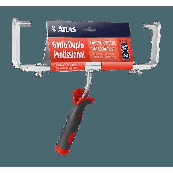 ATLAS SUPORTE DUPLO PROFISSIONAL 30CMX46CM REF. AT360/46