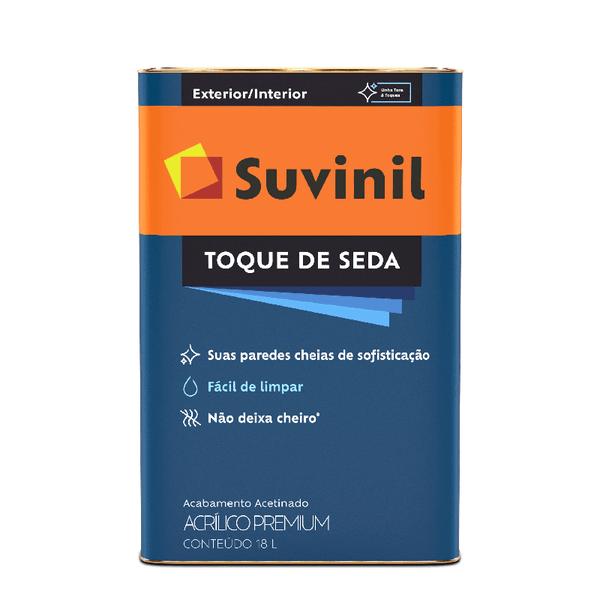 SUVINIL TOQUE DE SEDA BRANCO 18L