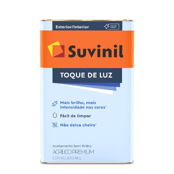 SUVINIL TOQUE DE LUZ BRANCO 18L