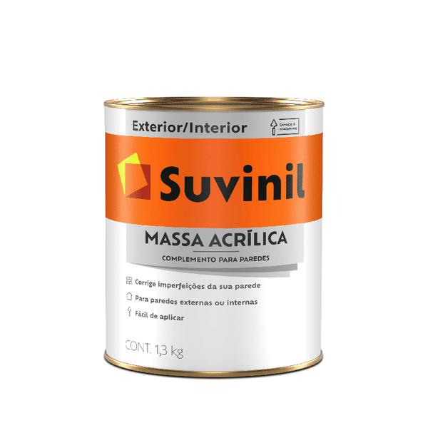 SUVINIL MASSA ACRILICA 0,900ML