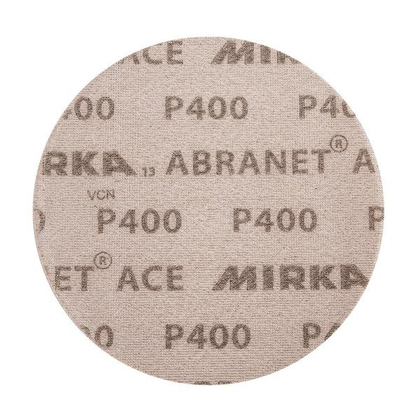 MIRKA DISCO ABRANET ACE 125MM P400 5