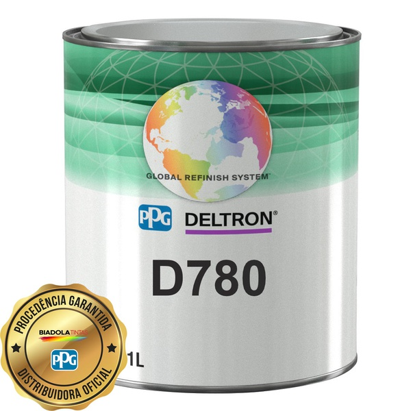 DELTRON D780 BC BRILLIANT YELLOW 1L