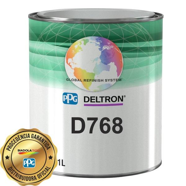 DELTRON D768 BC MEDIUM SATIN ALUMINIUM 1L