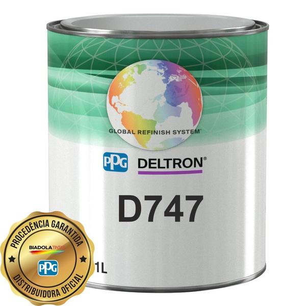 DELTRON D747 BC CYANINE BLUE 1L