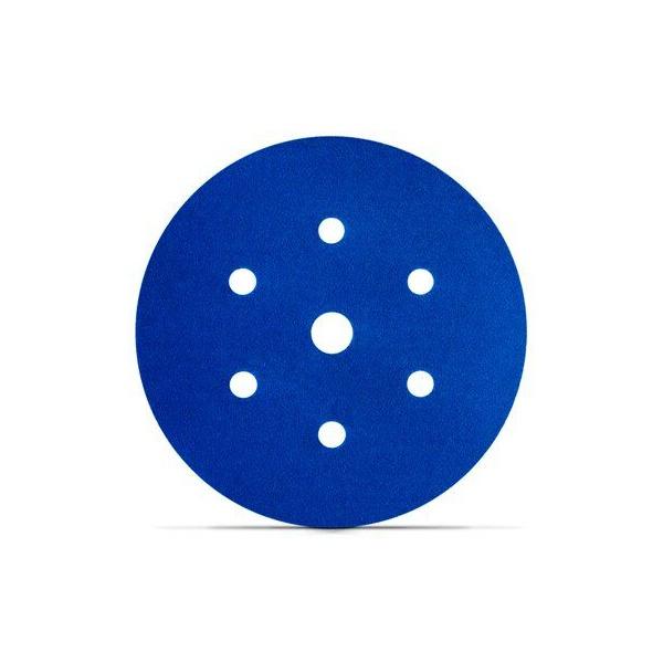 3M HOOKIT SECO BLUE P150