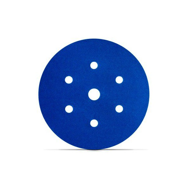 3M HOOKIT SECO BLUE P080