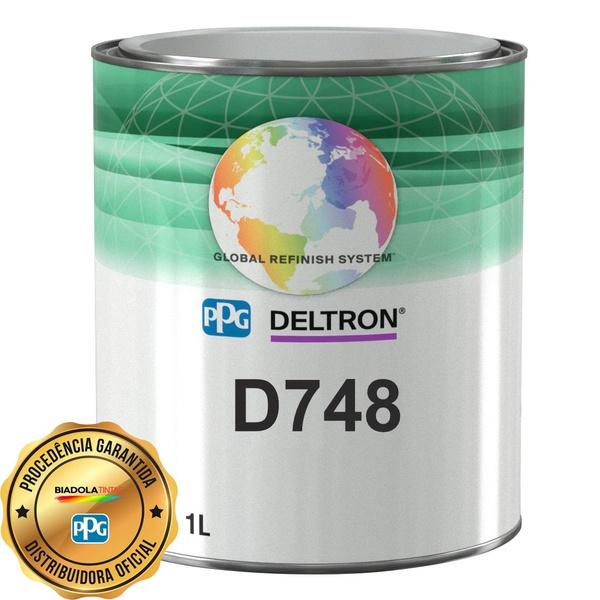 DELTRON D748 TRANSPARENT MARROM 1L