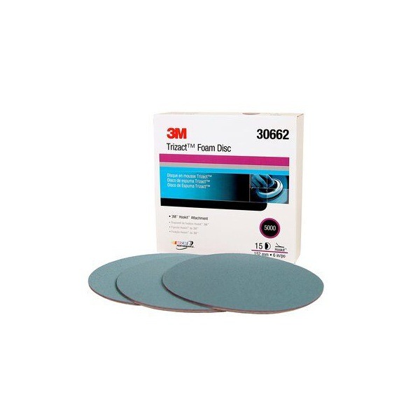 3M DISCO TRIZACT P5000