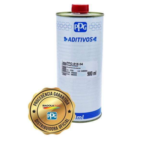 PPG-818 ADITIVO ACELERADOR 0,900ML