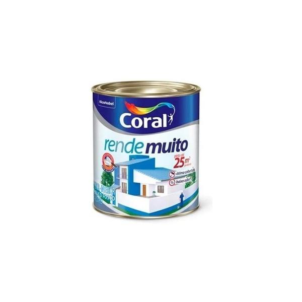 CORAL RENDE MUITO BRANCO 0,900ML