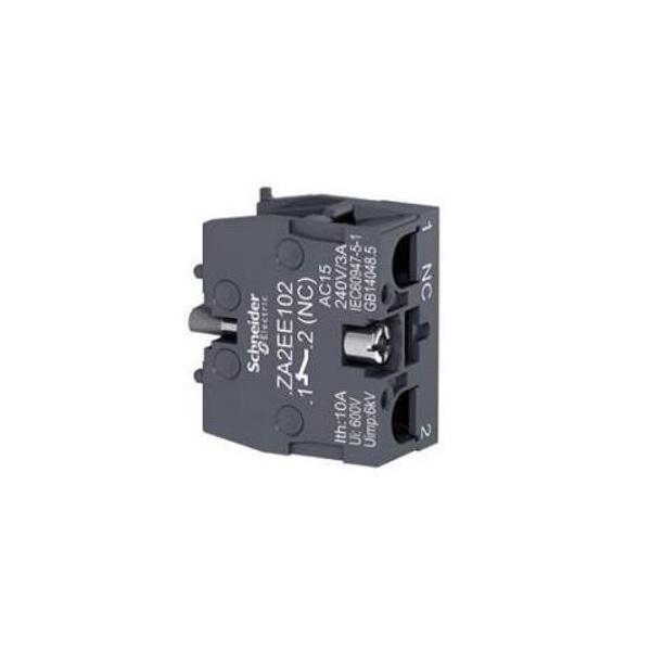 Bloco De Contato XA2E 1 NF ZA2EE102 Schneider