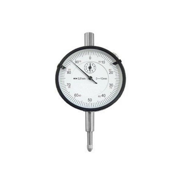Relógio Comparador 10mm - 0,01mm Messen - 18126