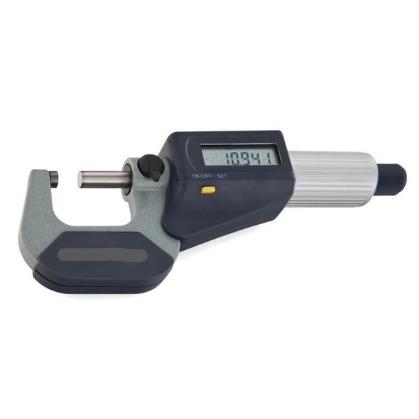 Micrômetro Digital 0 a 25 mm x 0,001 mm Messen 29298